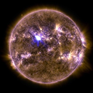 M6,5 Napkitörés (napkitörés, fler, nap, )