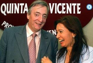 Nestor és  Cristina Fernández (nestor fernández, cristina fernández,)