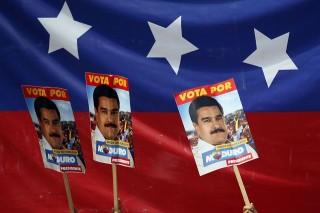 Nicolás Maduro (Nicolás Maduro)