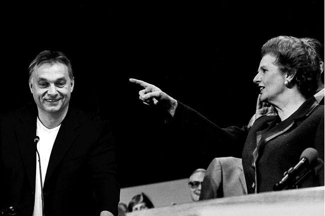 Orbán, Thatcher (Orbán, Thatcher)