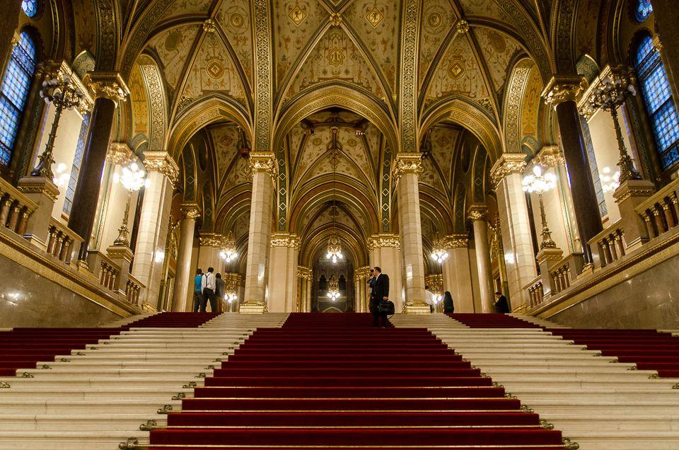 Parlament aulája (parlament aulája)