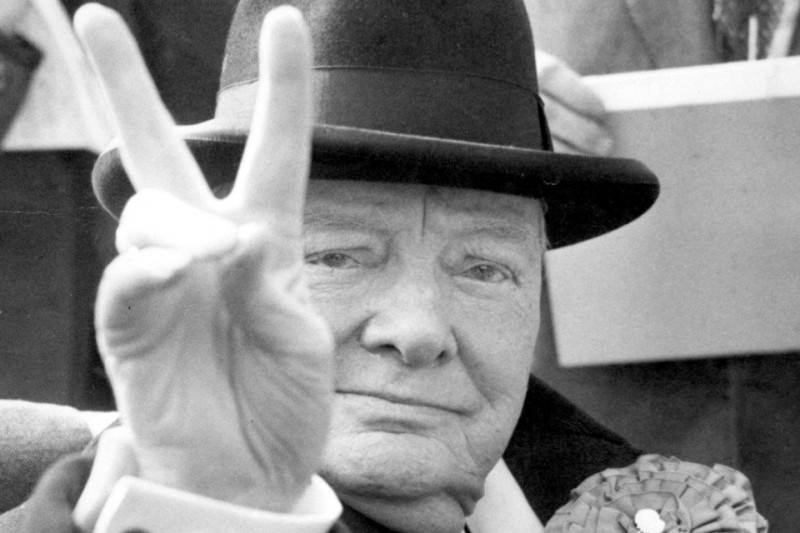 Sir Winston Churchill (Sir Winston Churchill)