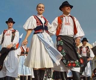 Szegedi Nemzetközi Néptáncfesztivál megnyitója (néptánc, néptáncfesztivál, novák ferenc, )