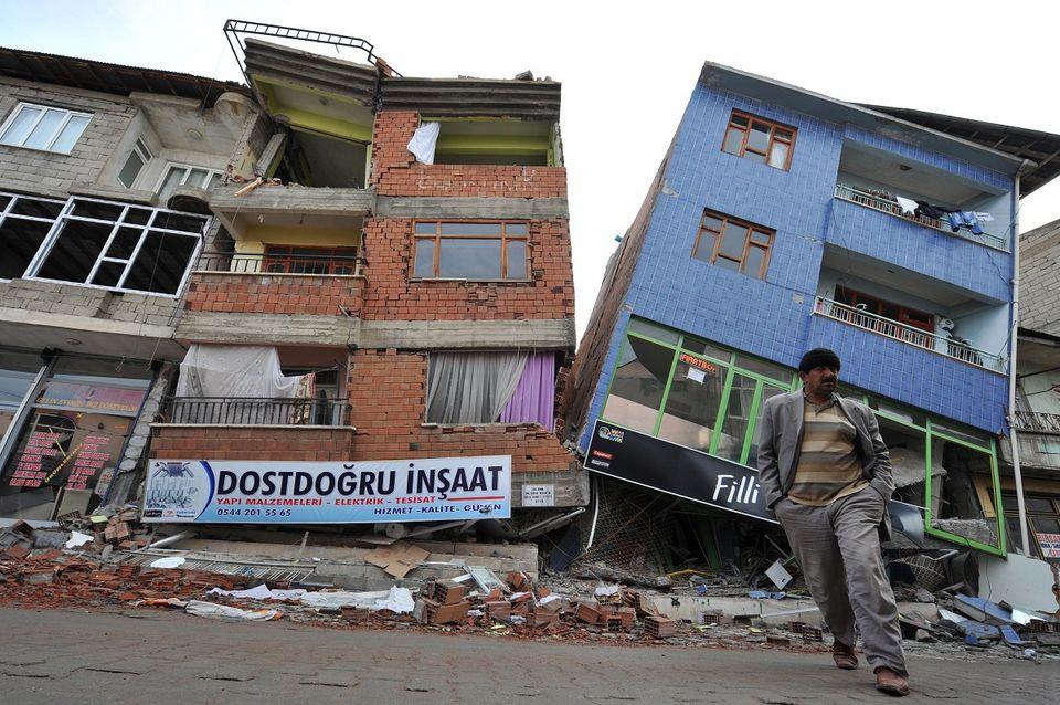 Török földrengés (törökország, földrengés, )