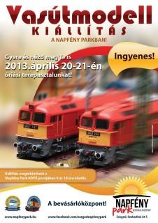 Vasúti modellek kiállítása (Vasúti modellek kiállítása)