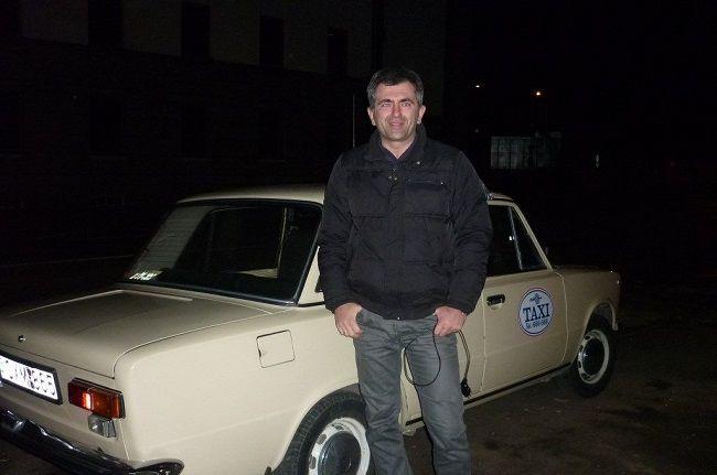 Volán taxi (zsiguli)