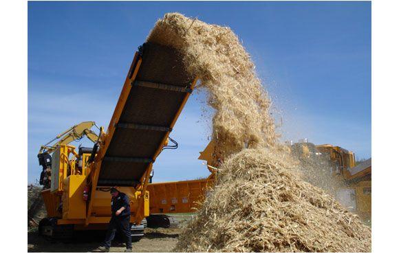 biomassza erőmű (biomassza erőmű)