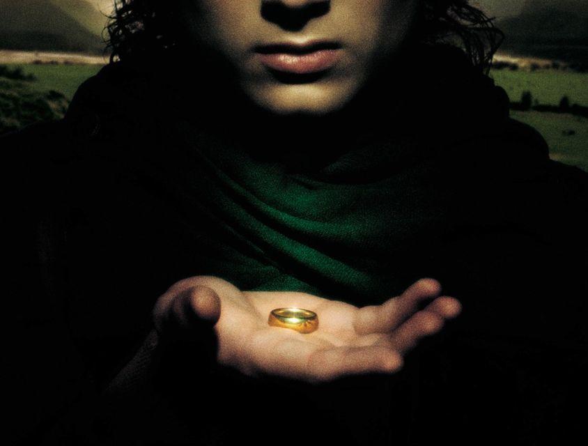 egy gyűrű (gyűrűk ura, tolkien, )