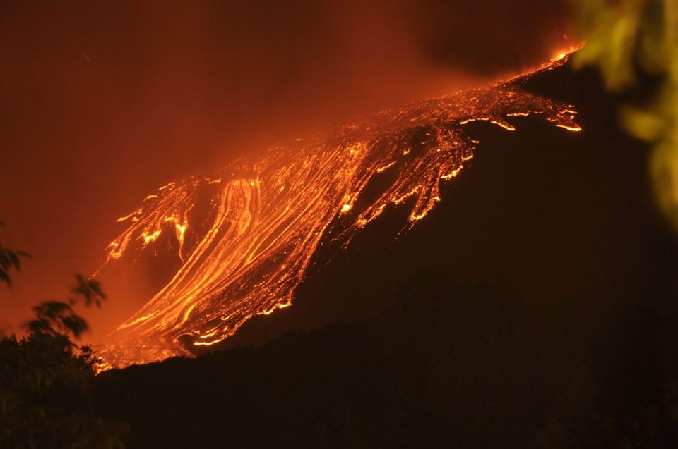 etna (etna, vulkán, vulkánkitörés, )