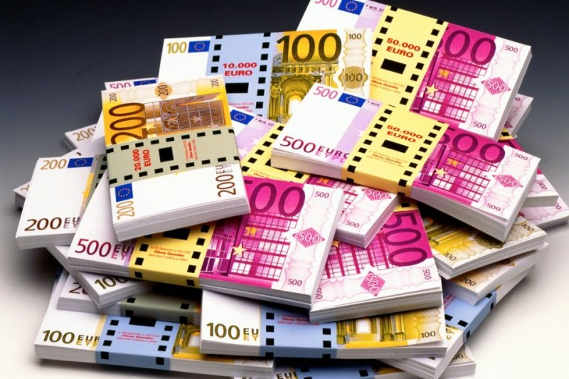 eurókötegek (euró, )