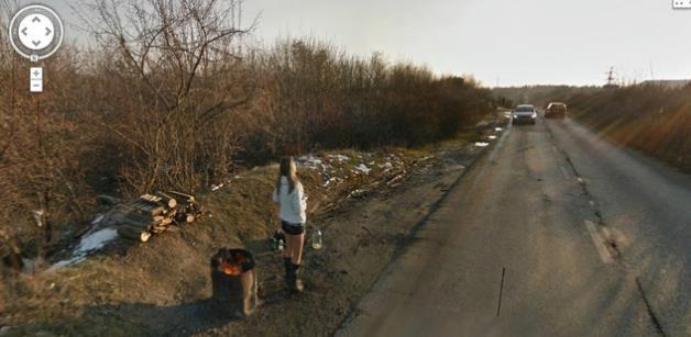 google street (google street)