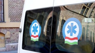 mentőautó (mentő, )