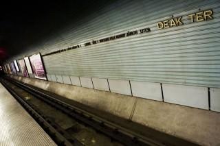 metróvonal (metró, deák tér, )