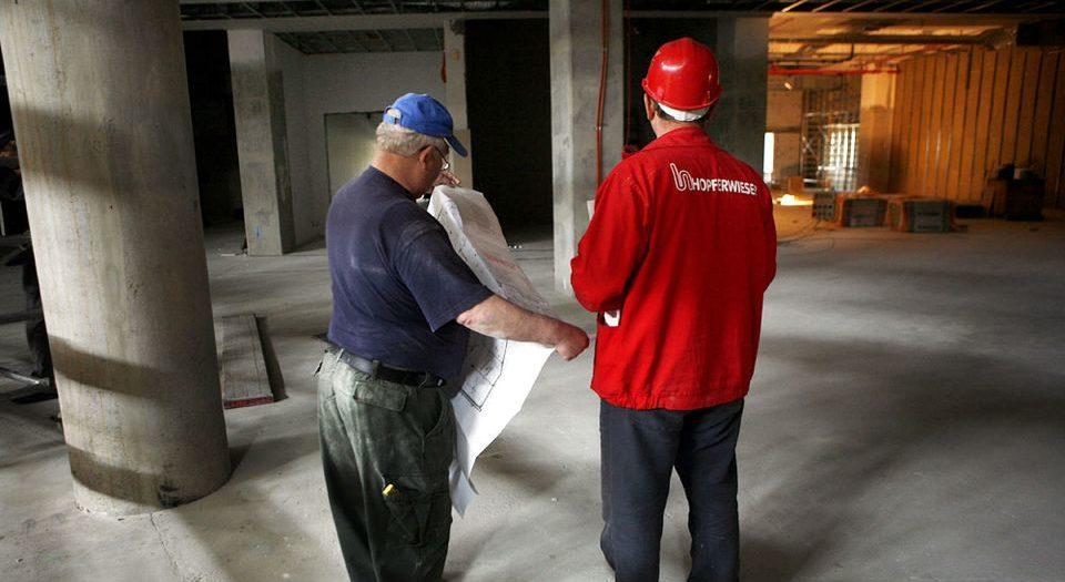 munkaerő (munka, munkás, építkezés)
