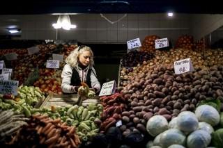 piac (piac, zöldség, paprika)