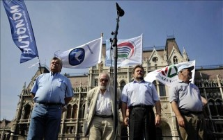 szakszervezeti vezetők (szakszervezetek, )