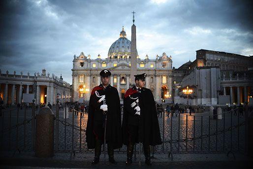vatikán (vatikán, pápaválasztás)