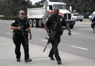 amerikai rendőrök (rendőr, rendőrség, usa, )