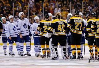 Boston Bruins (boston bruins, toronto maple leafs, )