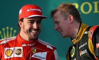 Fernando Alonso, Kimi Raikkönen (fernando alonso, kimi raikkönen, )