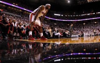 LeBron James (lebron james, miami heat, )