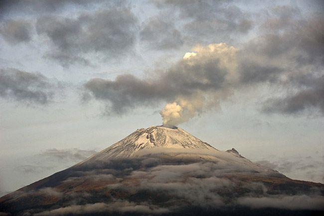Mexikói vulkán (mexikói vulkán)