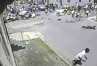 New Orleans-i lövöldözés, gyanúsított (New Orleans-i lövöldözés)