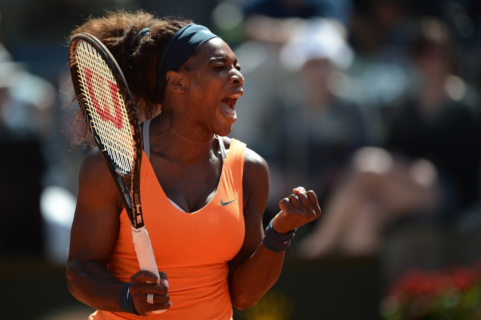 Serena Williams (serena williams, )