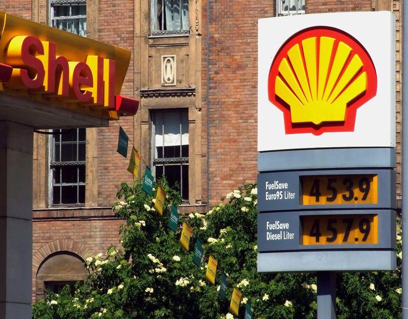 Shell-kút (Shell, benzinkút, tankolás, )