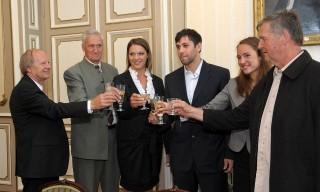 Sportolók kitüntetése Szegeden (Sportolók kitüntetése Szegeden)