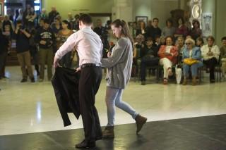 Szabad egy táncra (párválasztó buli, )