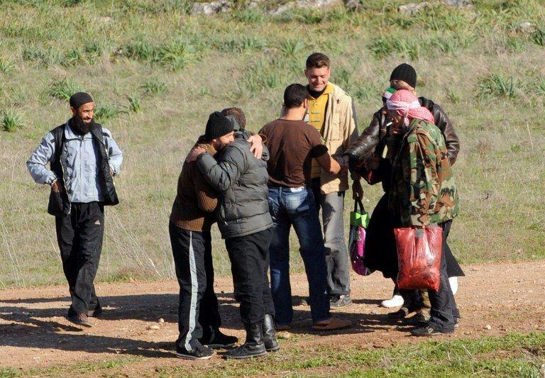 Szíriai menekültek (menekültek, törökország, szíria, )
