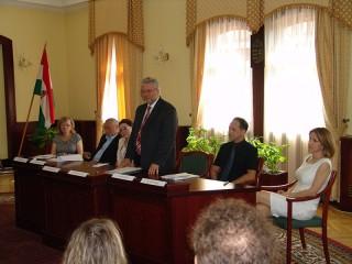 Tanácskozás a Szegedi Ítélőtáblán (Tanácskozás a Szegedi Ítélőtáblán)