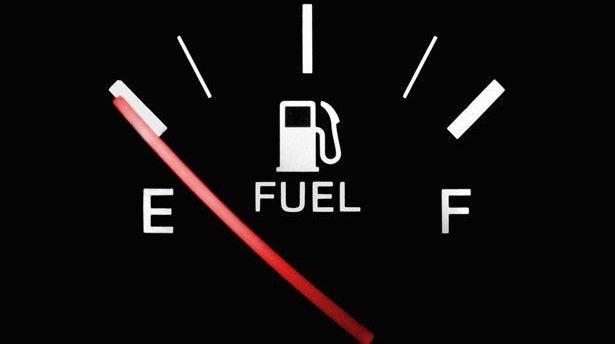 Üres benzintank (Üres benzintank)