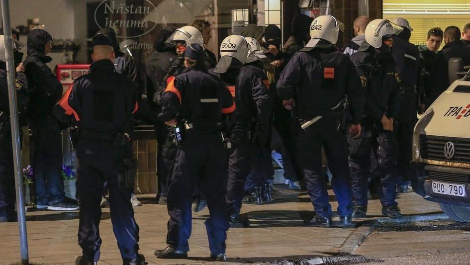 Zavargások Svédországban (svédország, zavargások, )