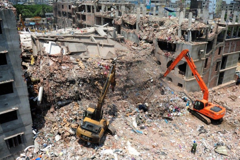 banglades házomlás (dakka, )