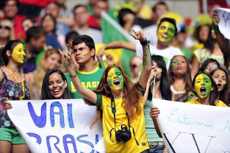 brazil szurkolók (brazil szurkolók, )