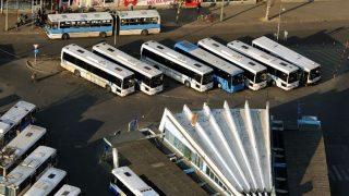 buszpályaudvar (busz, autóbusz, buszpályaudvar, pályaudvar, szeged, volán, tisza volán, )