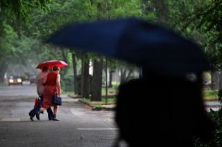 esőzés (eső, esernyő, )