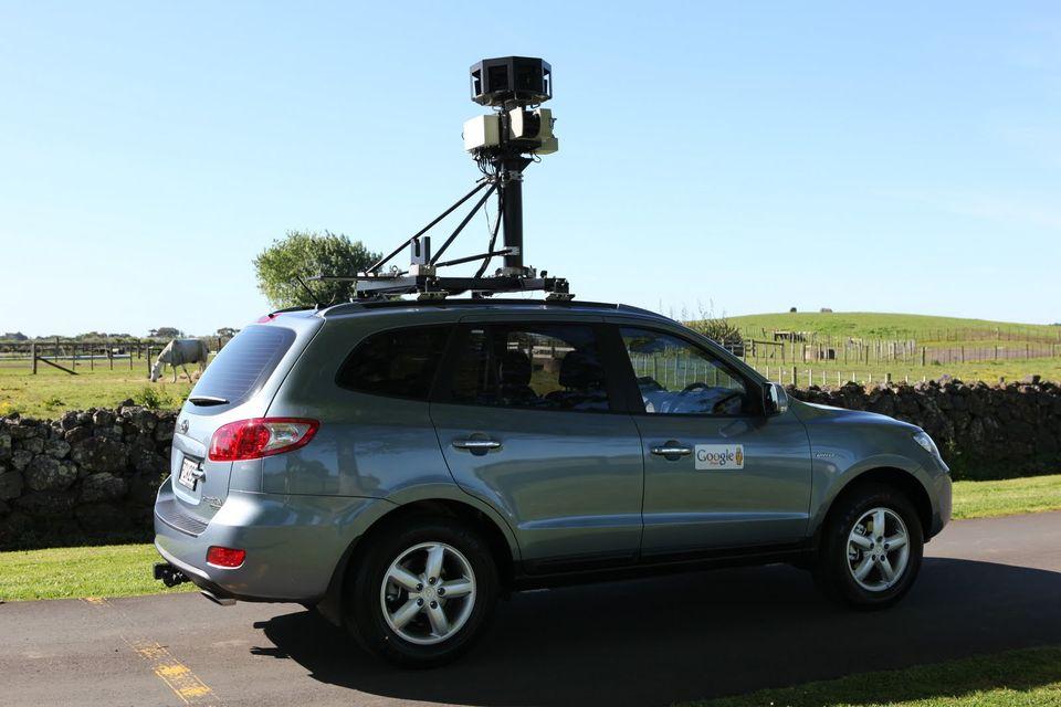 google car (google car)