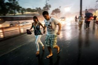 nyári zápor (nyári zápor, eső, )