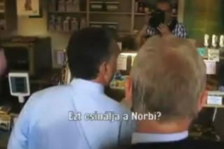 orbán norbi boltjában (orbán, tarlós, norbi update, )