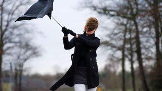 szeles idő (szeles idő, esernyő, )