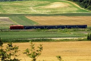 vonat bakony (vonat, bakony, mező)
