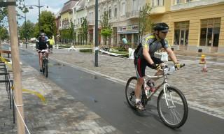 Bringalovagok (bicikli, kerékpárverseny, kerékpár, hódmezővásárhely, )