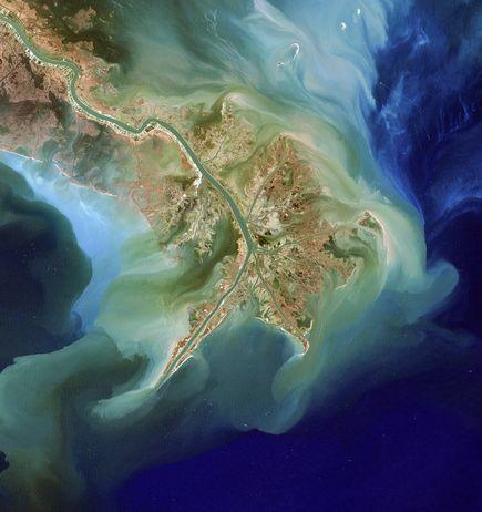 Halott zóna (Halott zóna, mexikói-öböl)