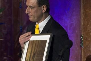 Kaszás Attila-díjjal elismert Borovics Tamás (Kaszás Attila-díjjal elismert Borovics Tamás)