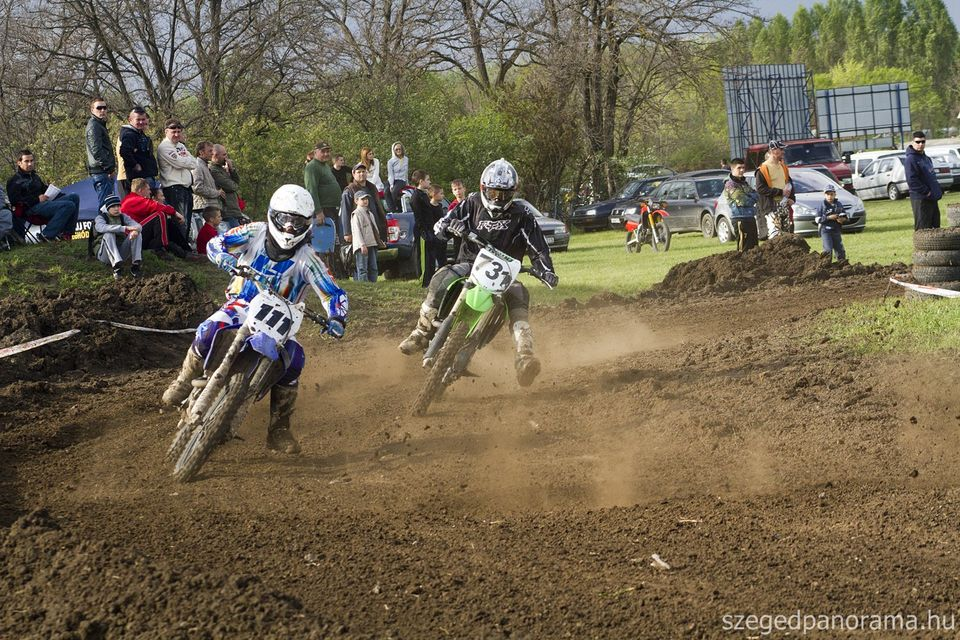 Motocross a Rolandringen (Motocross a Rolandringen)