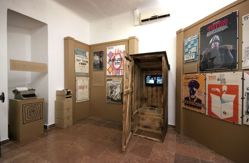 Örkény-kiállítás Szegeden (Örkény-kiállítás Szegeden)