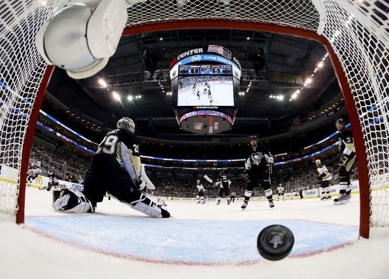Pittsburgh Penguins (pittsburgh penguins, Marc-Andre Fleury)